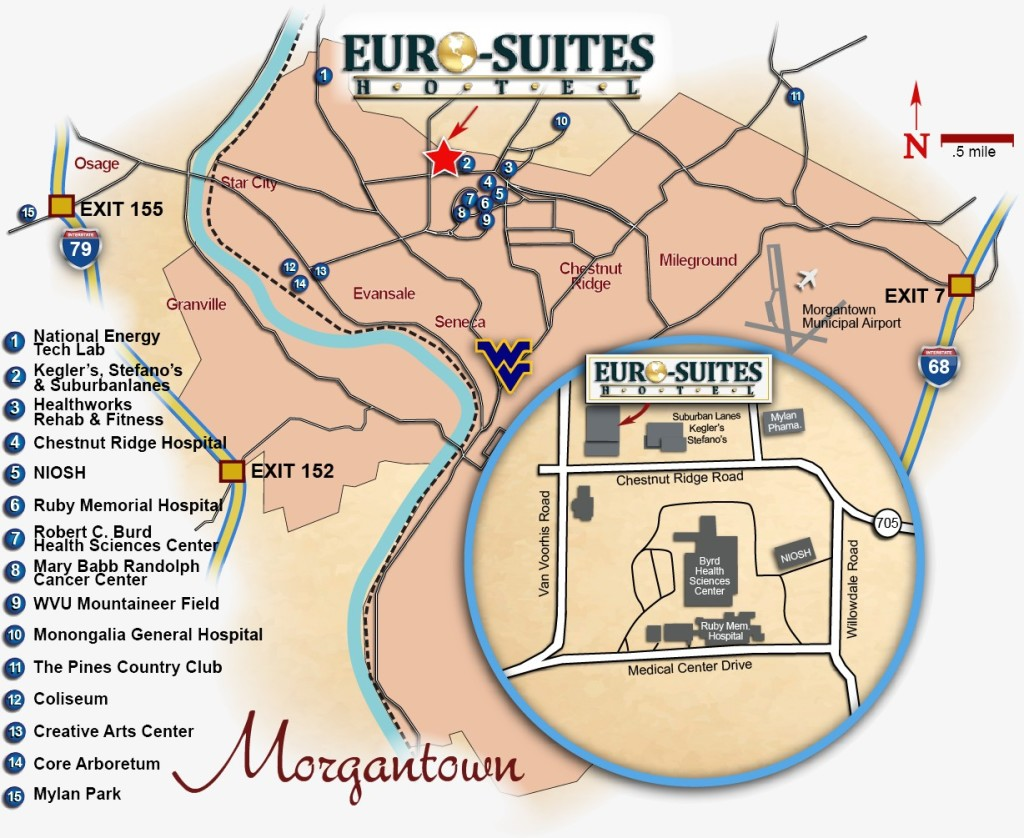 Euro Suites Hotel | About Us