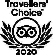 tripadvisor Certificate of Excellence Award 2020